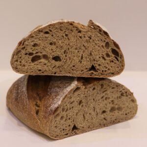 Κρητικός Φούρνος Αγιορείτικο ψωμί2