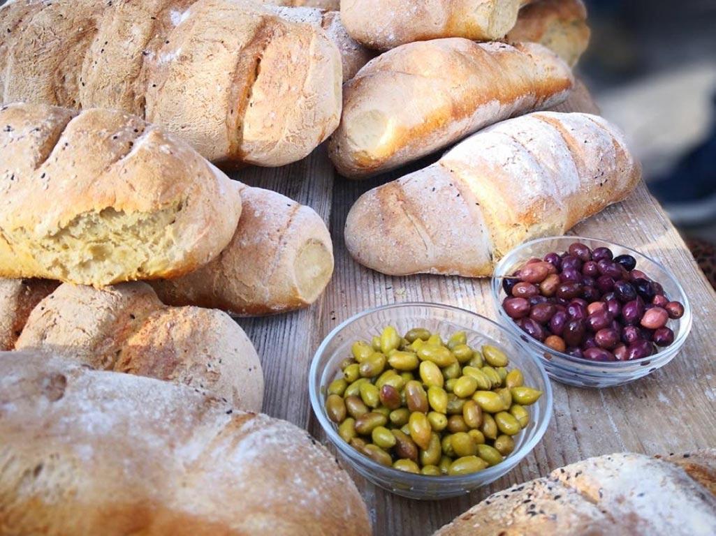 Κρητικός Φούρνος Γεύσεις Παγκόσμια Ημέρα Ψωμιού