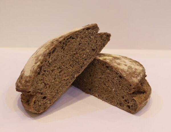 Κρητικός Φούρνος Ψωμί από χαρούπι2